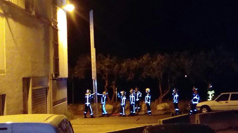 ?? Nîmes (30) : Incendie criminel du commissariat de police