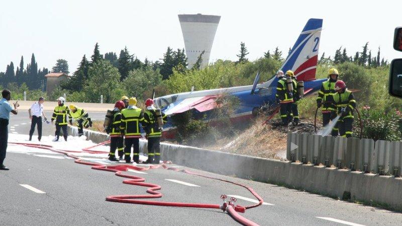 🇫🇷 Perpignan (66) : Un jet de la Patrouille de France se crash