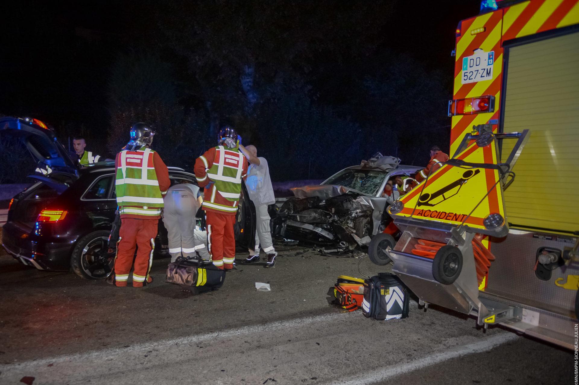 ?? Marseille (13) : Une fillette de 9 ans entre la vie et la mort suite à un accident de voiture