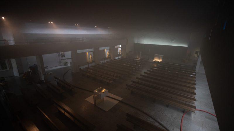 ?? Les Lilas (93) : Un local de stockage s'enflamme dans l'église Notre-Dame du Rosaire