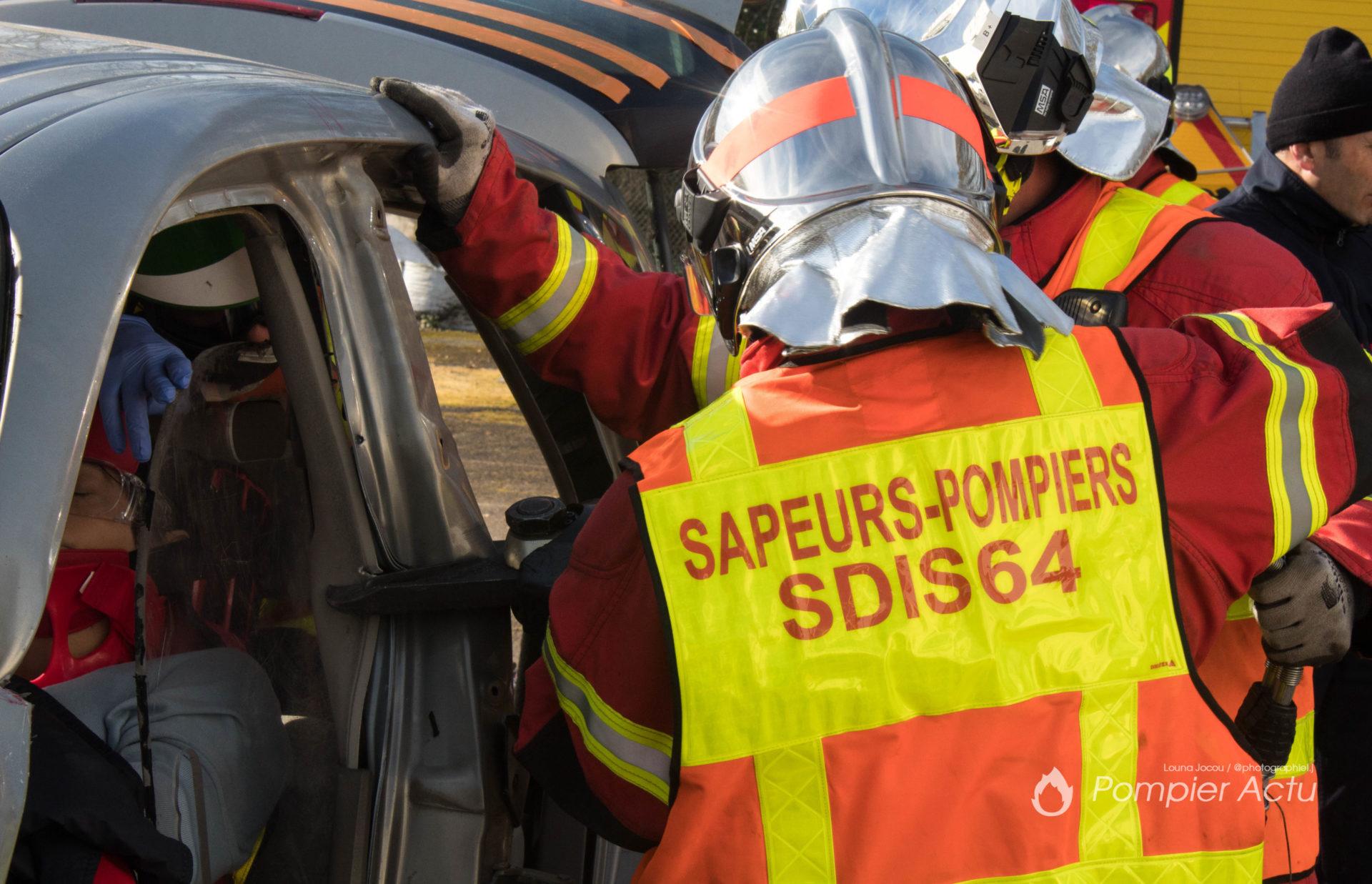 ?? Boisredon (17) : Accident entre un poids lourd et un utilitaire, un bilan vital engagé