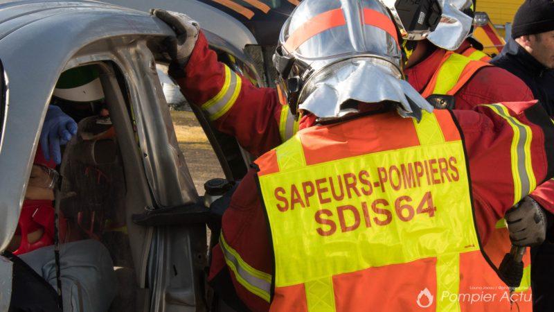 ?? Pyrénées-Atlantiques (64) : Les pompiers caillassés durant une intervention sur des voitures incendiées