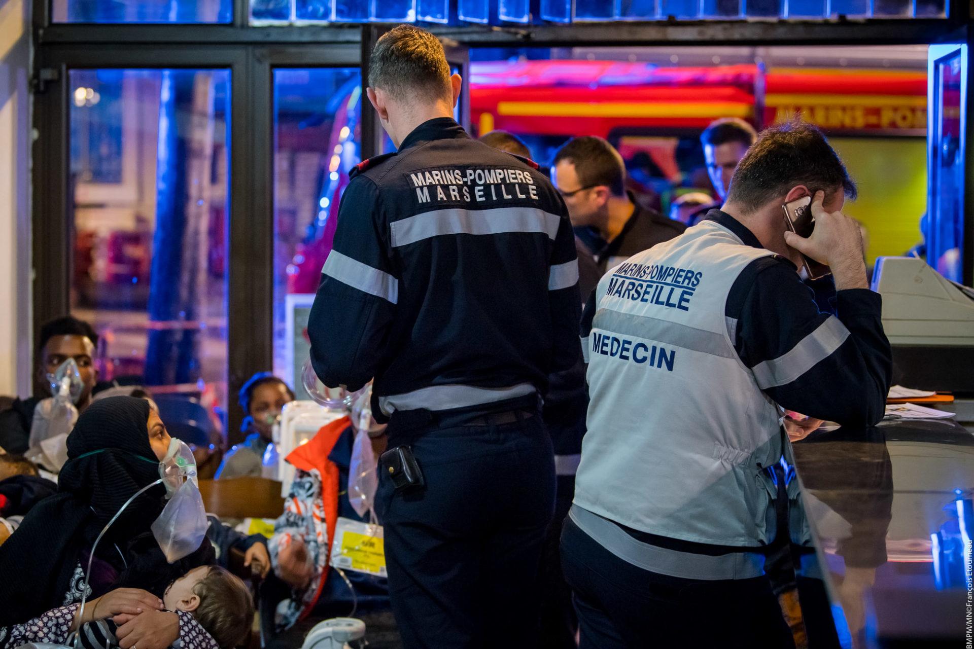 🇫🇷 Marseille (13) : Intoxication au monoxyde de carbone dans un hôtel