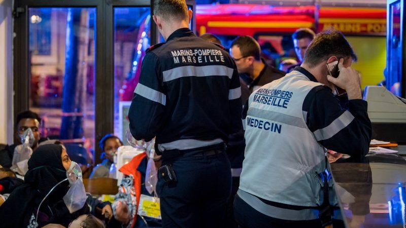 ?? Marseille (13) : Intoxication au monoxyde de carbone dans un hôtel