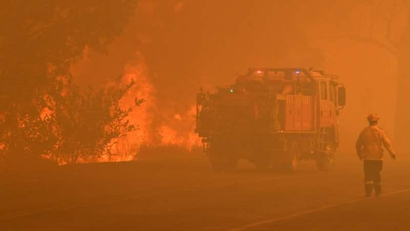🇦🇺 Australie : Les feux de forêts ravagent le pays