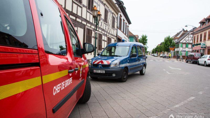 🇫🇷 Schiltigheim (67) : Des pompiers agressés au couteau lors d'une intervention