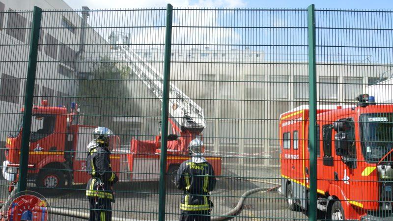🇫🇷 Garges-lès-Gonesse (95) : Les sapeurs-pompiers convertissent un bâtiment en camp de formation