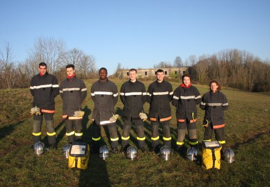Formation initiale sapeurs-pompiers volontaires