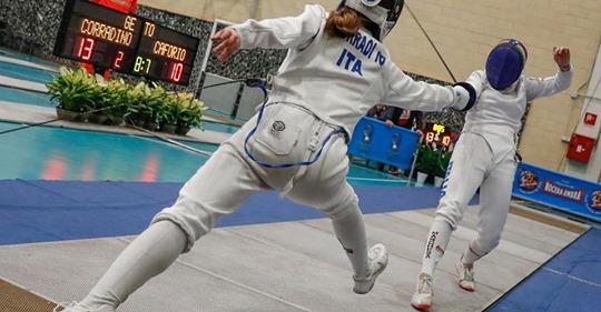 Anita Corradino vince a Bergamo la seconda prova nazionale cadette