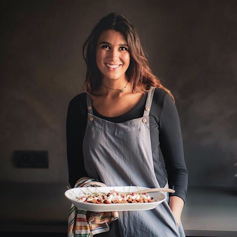 Roo Hasan Chef and Food Writer