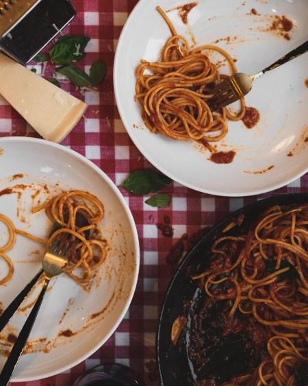 Italian Spaghetti Puttanesca