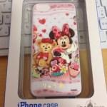 DUFFY☆香港ディズニー・ダッフィーのiPhoneカバー