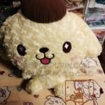 ポムポムプリン☆2月のゆるかわでっかいの。