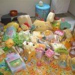ポムポムプリン*コレクション☆2002年の頃。