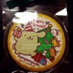 ポムポムプリン☆3/31まで。クリスマスオーナメントクッキー