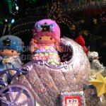 SPL☆プリンちゃん以外のキャラ達(パレードの写真でブレブレです)