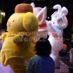 ポムポムプリン☆ハッピーはっぴ~バースデーSHOWのプリンちゃん♪