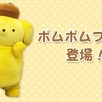 ポムポムプリン☆ポムポムプリンが遊びにくるよ!!8/1(土)