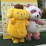 ポムポムプリン☆さくらパンダ