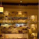 ポムポムプリンカフェ☆横浜店☆【4】物販コーナーはカフェ限定品とライセンス商品でいっぱい!