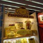 sanrio expo4☆ポムポムプリン☆食品