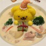 ポムポムプリンカフェ☆原宿☆原宿のクリスマスセットはさすがのクオリティ!