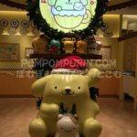 ポムポムプリンカフェ☆原宿☆原宿店もクリスマス仕様!12/13(日)