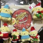 ポムポムプリンカフェ☆2015年クリスマス限定品