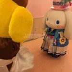 ポムポムプリン☆グリーティング・シナモンとの交代