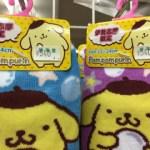 ポムポムプリン☆ご当地☆伊勢志摩のポムポムプリンくつ下は鳥羽駅前の珍海堂さんにあります!