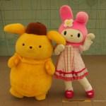 ポムポムプリン☆京都競馬場のグリーティング