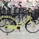 ポムポムプリン☆26インチ大人自転車販売中~♪実物レポ!