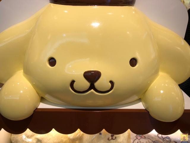 ポムポムプリンカフェ☆横浜店☆12/8(土)の物販状況