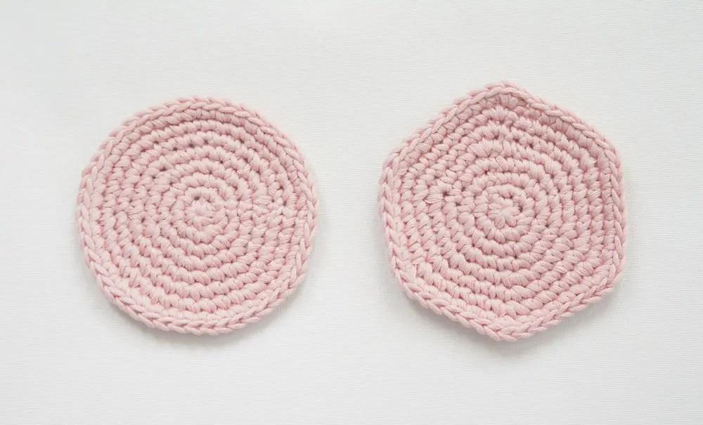 埼玉県所沢市のかぎ針編み教室pomponnerが長編みを教える画像