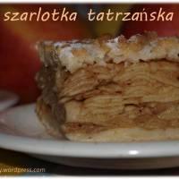 Szarlotka tatrzańska