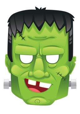 Halloween mask2