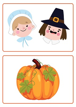 thanksgiving-flashcards