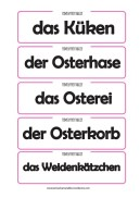 flashcards der Osterhase-7
