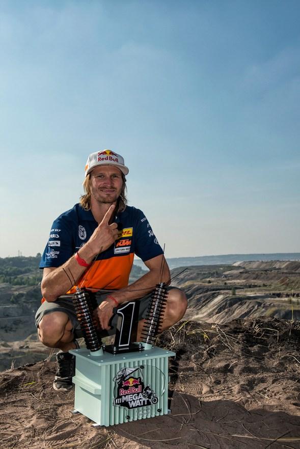 Tadeusz Błażusiak - Red Bull 111 Megawatt