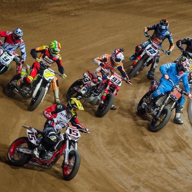 Superprestigio Dirt Track Barcelona 2014