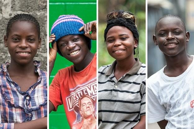 parlement d'enfants en RDC