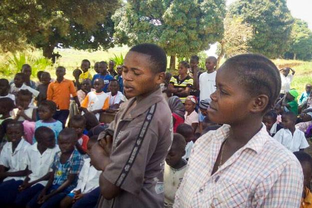 l'impact du conflit armé sur les enfants
