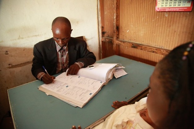 civil registry in the province of Haut-Lomami