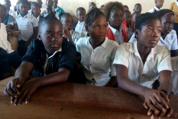 Education des filles en Ituri