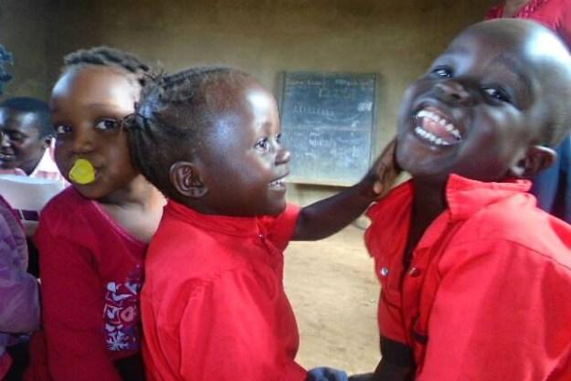 nursery school in DRC