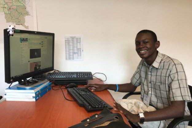 Ecrire un blog en RDC