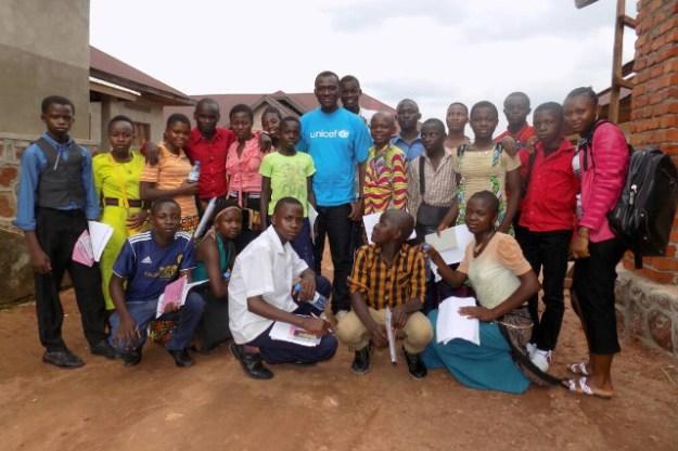 Enfants Reporters au Haut-Uélé