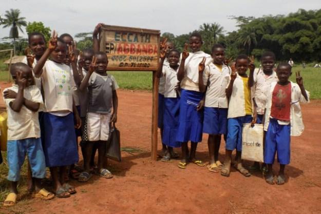 éducation au Haut-Uélé