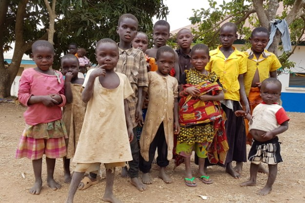 situation of children in Ituri