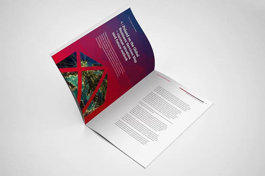 Raport roczny projekt i skład DTP